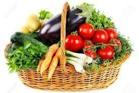 buy organic vegetable basket at lowest prices